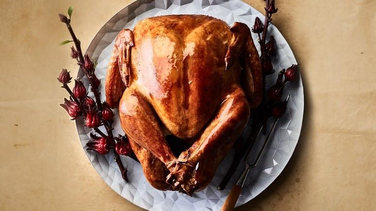 Alton Brown Thanksgiving Turkey  Alton Brown s Perfect Roast Turkey for Thanksgiving