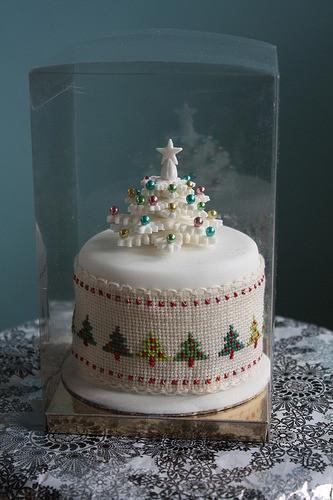 Amazing Christmas Cakes  Amazing Cakes Christmas Cakes