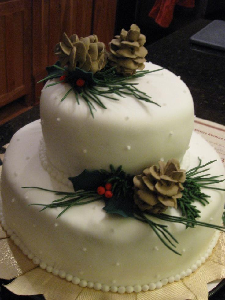 Amazing Christmas Cakes  amazing Christmas cake It s all edible