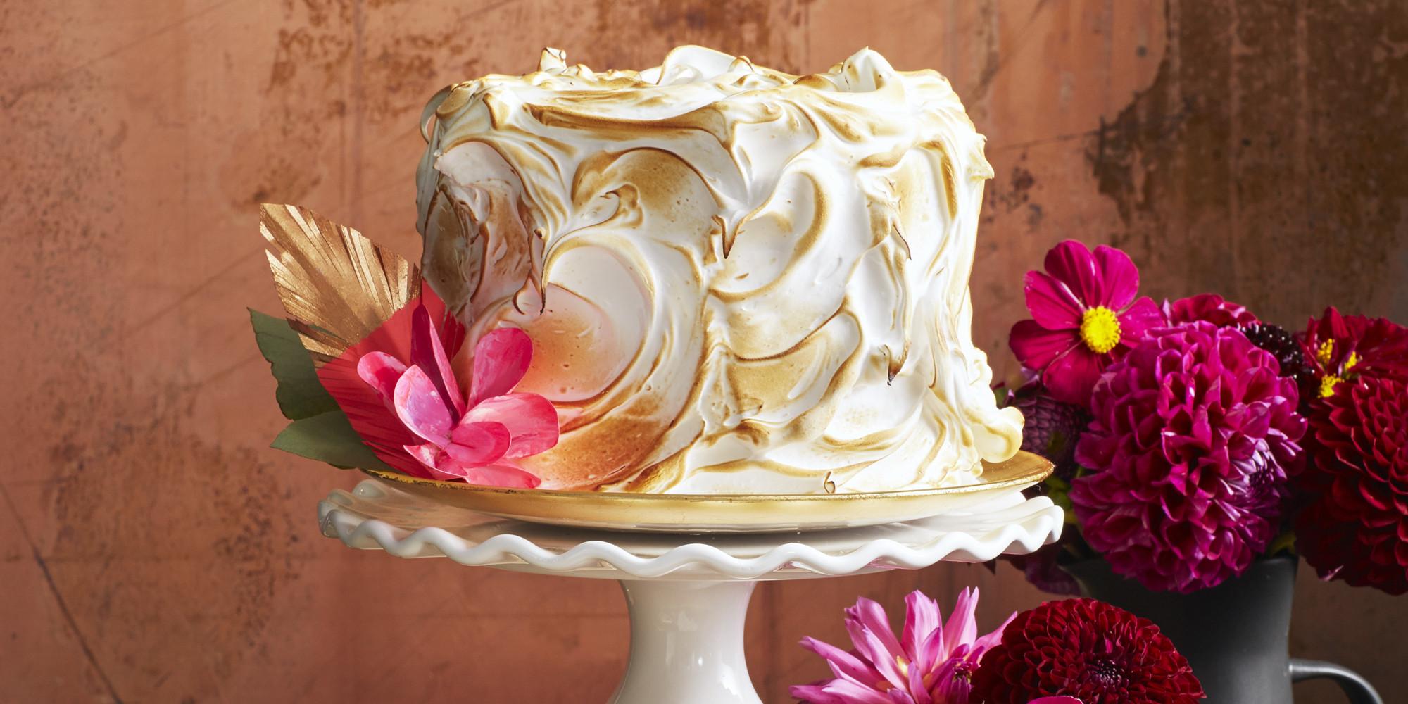 Amazing Christmas Desserts  Pumpkin Spice Cake