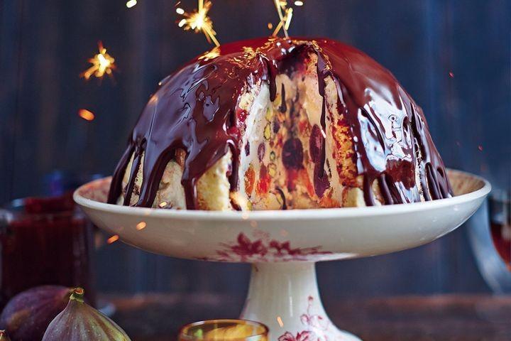 Amazing Christmas Desserts  28 amazing Christmas desserts by Jamie Oliver Recipe