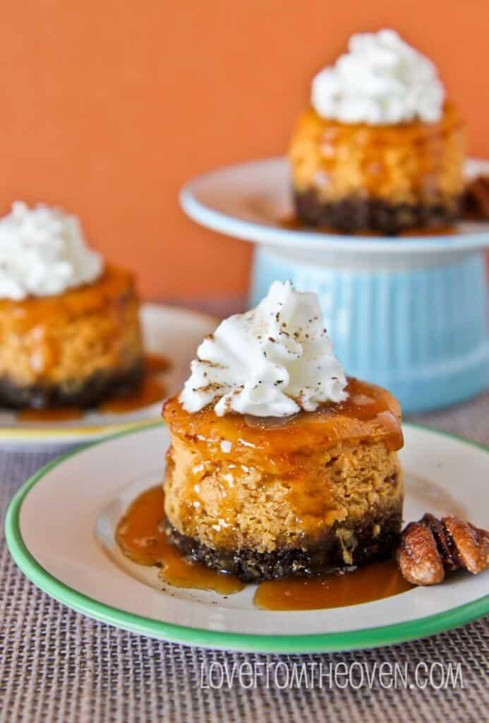 Amazing Thanksgiving Desserts  10 Amazing Thanksgiving Desserts besides Pumpkin Pie