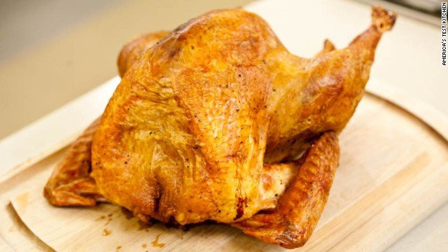 American Test Kitchen Thanksgiving Turkey  How to cook a Thanksgiving turkey