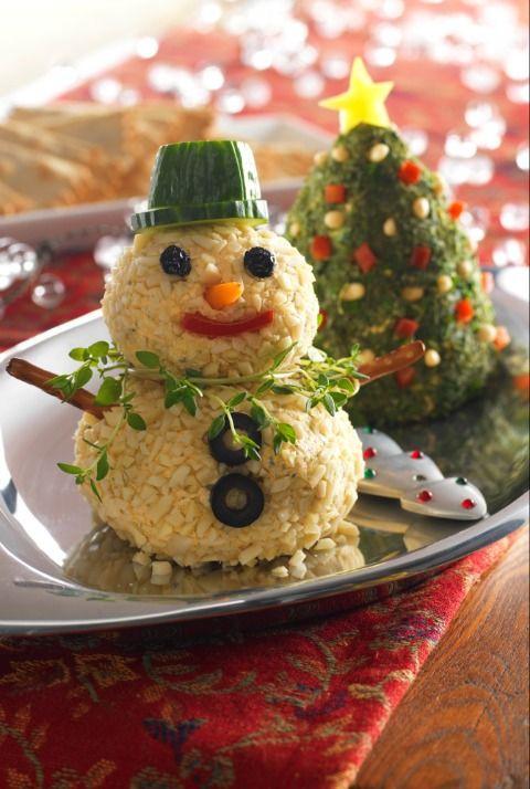 Appetizers For Christmas Eve Party  191 best NATAL PRATOS SALGADOS images on Pinterest