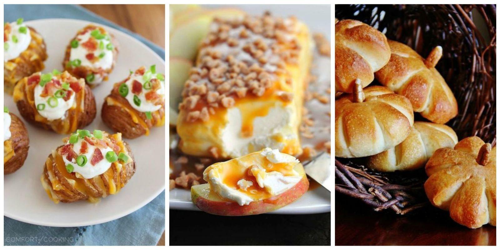 Appetizers For Thanksgiving Dinner Easy  34 Easy Thanksgiving Appetizers Best Recipes for
