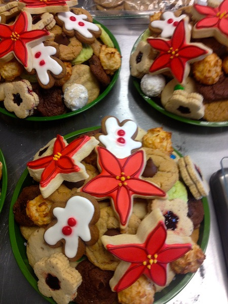 Assorted Christmas Cookies  Cookies & Cake Pops