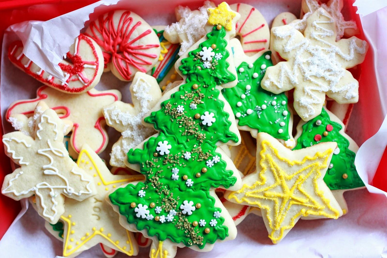 Assorted Christmas Cookies  Feeding My Addiction December 2014