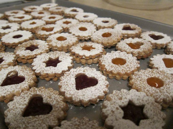 Austrian Christmas Cookies  Austrian Christmas Cookies christmas