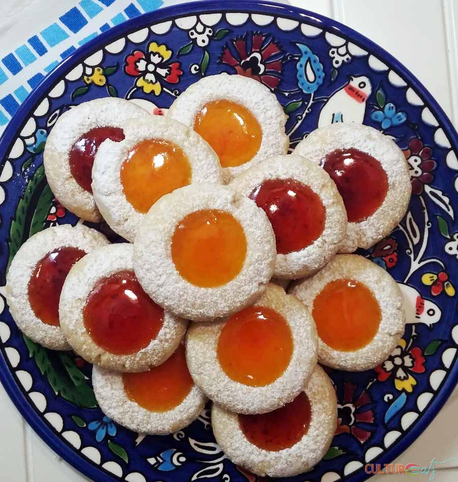 Austrian Christmas Cookies  Husarenkrapferl an Austrian Christmas Cookie • CulturEatz