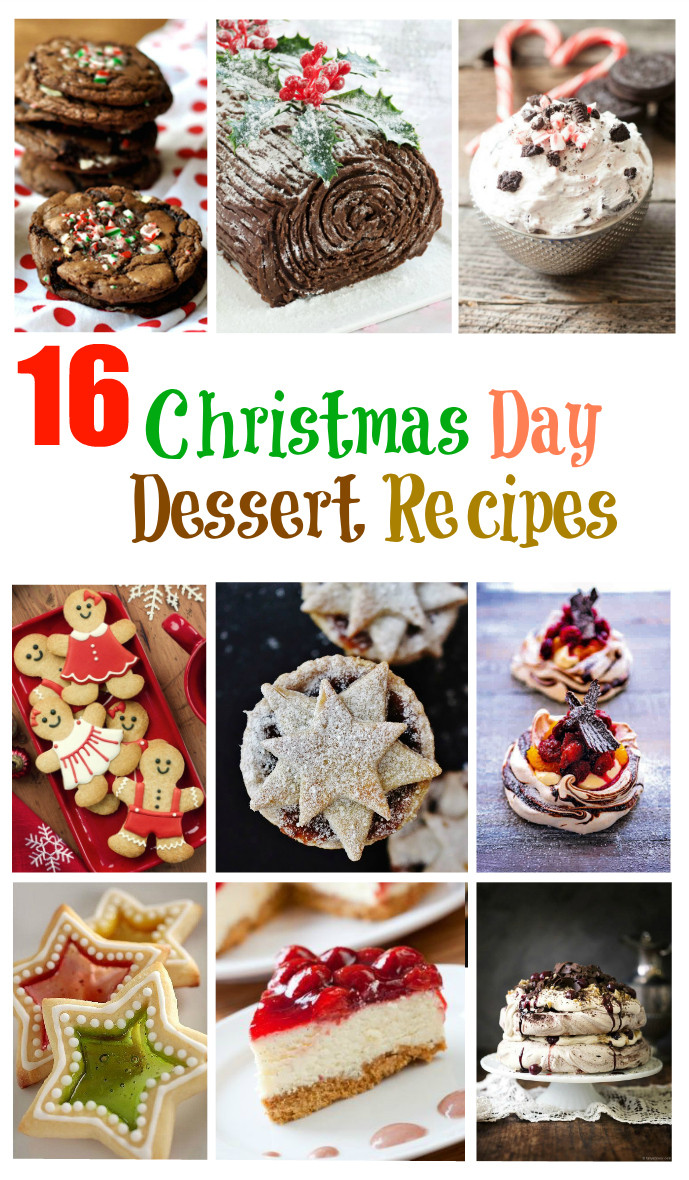 Awesome Christmas Desserts  16 Awesome Christmas Day Dessert Recipes