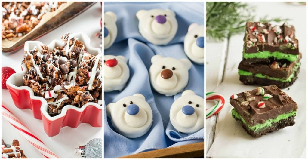 Awesome Christmas Desserts  Easy Christmas Desserts