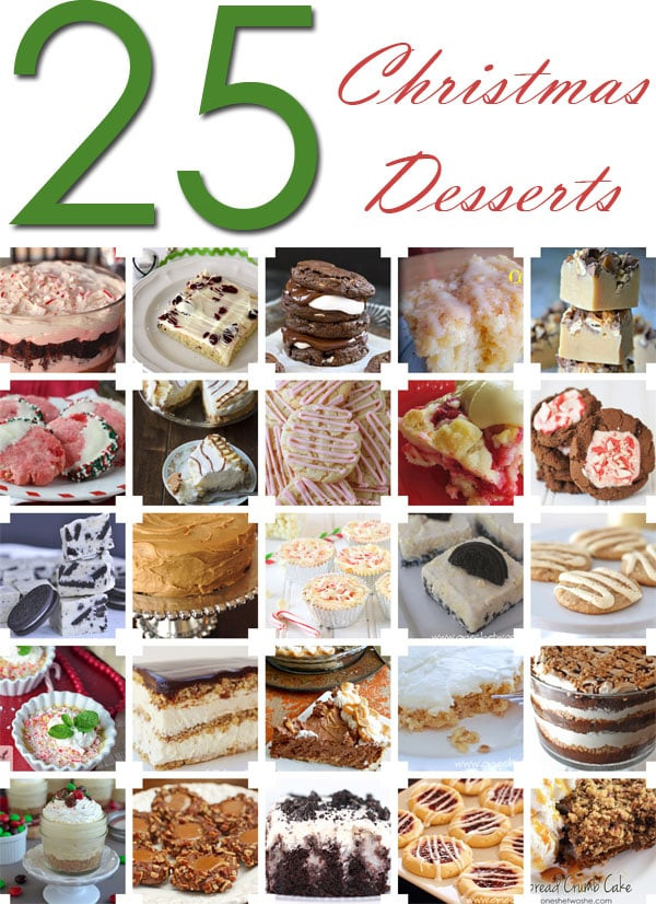 Awesome Christmas Desserts  25 Awesome Christmas Desserts & Your Great Idea Link