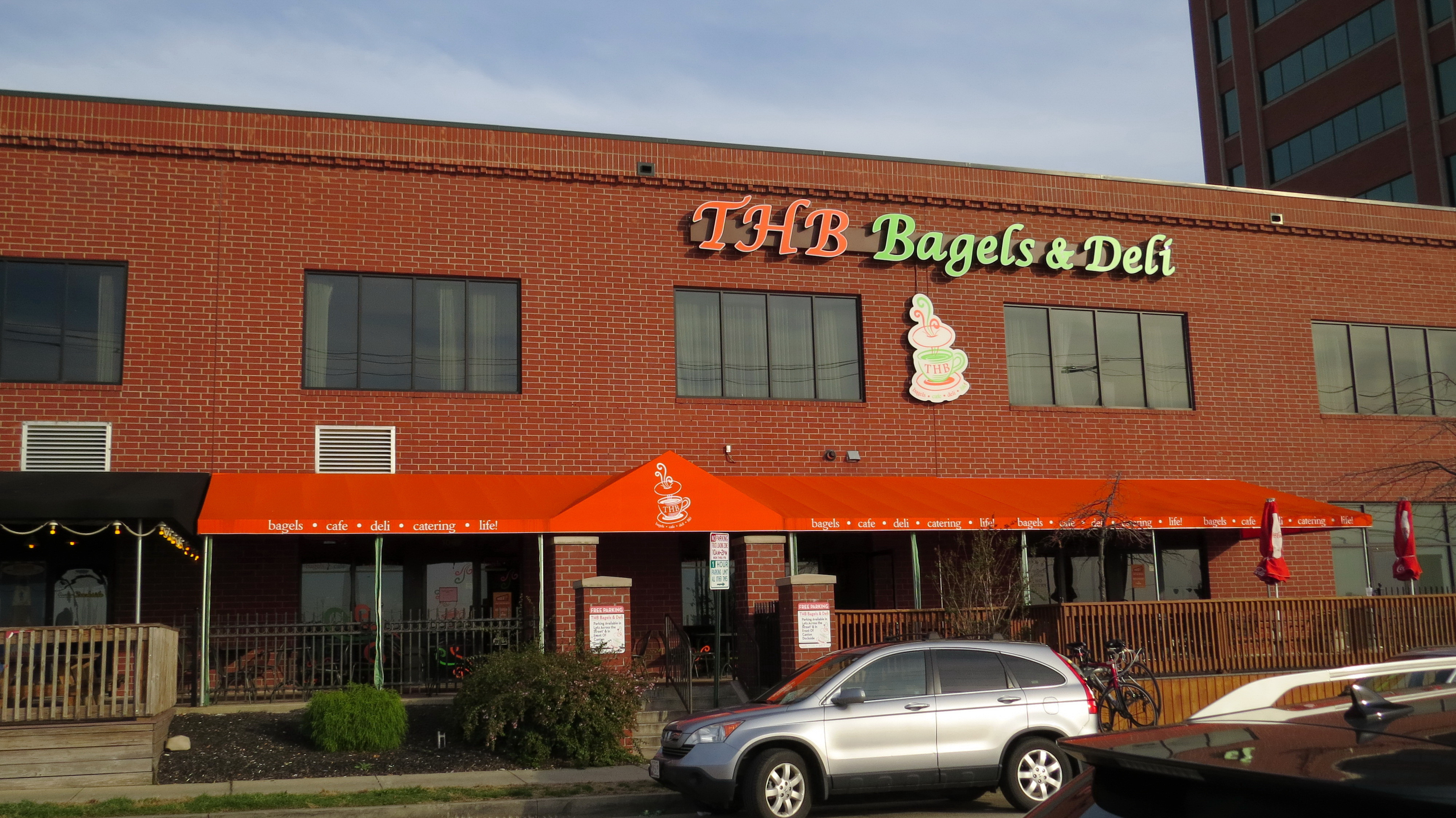 Bagels Unlimited Little Falls Nj  A Hoffman Awning Co Phone 410 685 5687