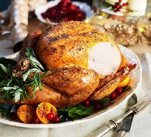 Bake Turkey Recipe For Thanksgiving  Turkey recipes