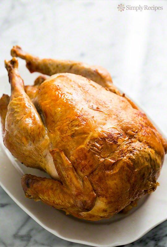 Baked Turkey Recipes For Thanksgiving  Mom's Roast Turkey Recipe A Classic