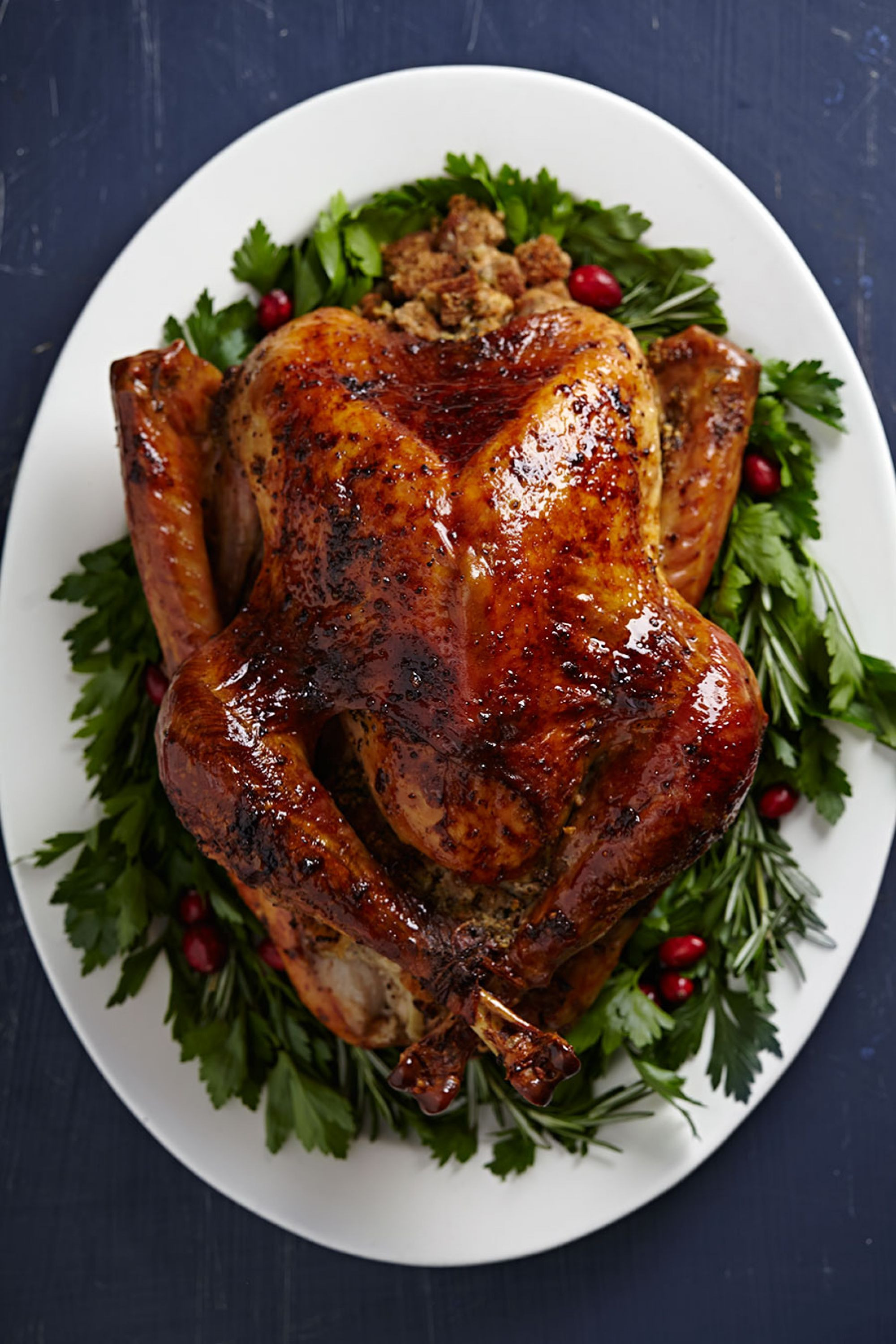 Baked Turkey Recipes For Thanksgiving  Planning a Thanksgiving Menu 25 Amazing Recipes