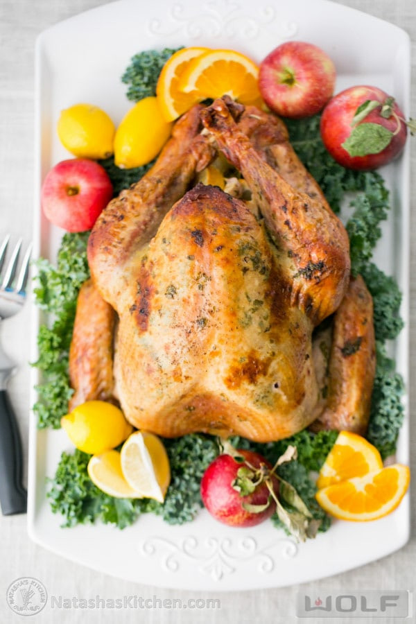 Baked Turkey Recipes For Thanksgiving  Turkey Recipe Juicy Roast Turkey Recipe How to Cook a