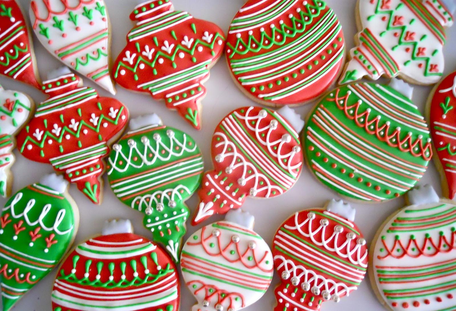 Baking Christmas Ornaments  Oh Sugar Events Christmas Ornaments
