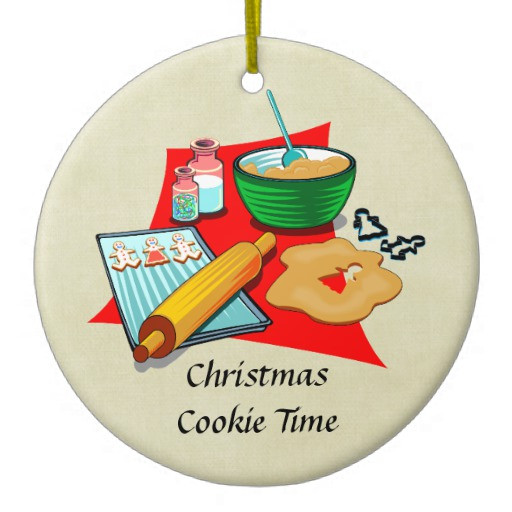 Baking Christmas Ornaments  Holiday Baking Christmas Cookies Ingre nts Baker