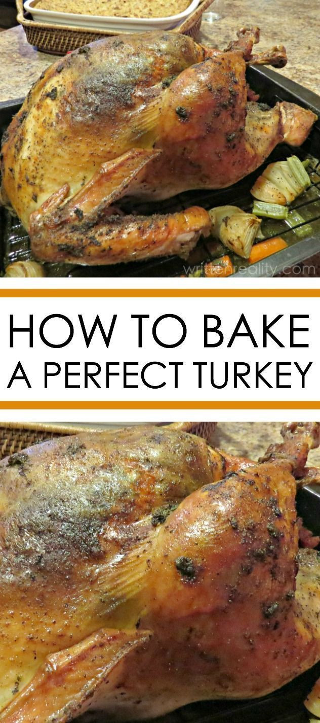 Baking Thanksgiving Turkey  735 best images about Holiday Christmas on Pinterest