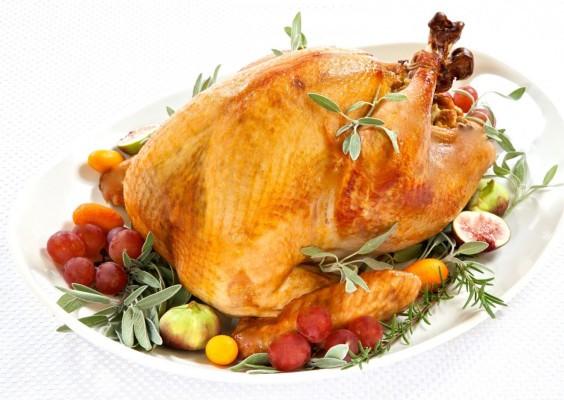 Barefoot Contessa Thanksgiving Turkey  turkey photo 2