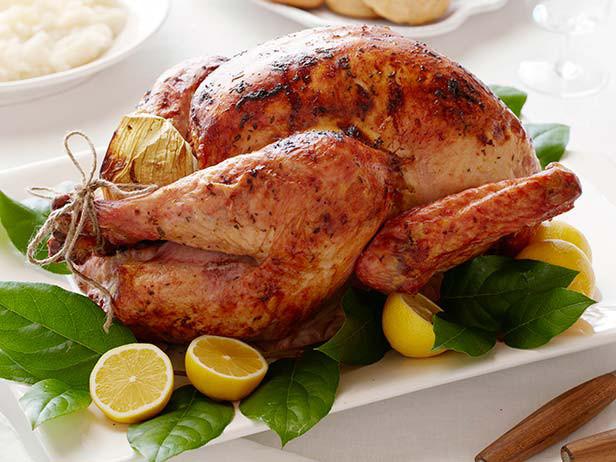 Barefoot Contessa Thanksgiving Turkey  Thanksgiving Recipe Series 5 The Turkey