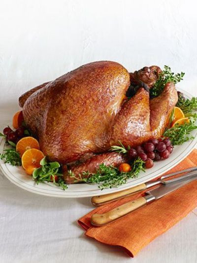 Barefoot Contessa Thanksgiving Turkey  The Barefoot Contessa s foolproof menu stars simple ele