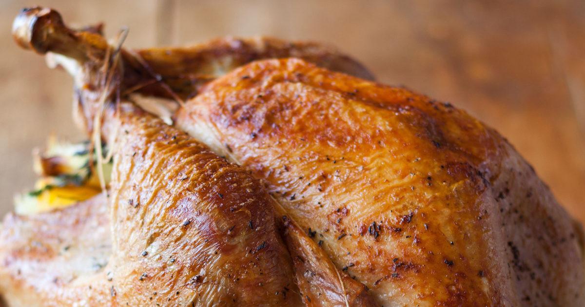 Barefoot Contessa Thanksgiving Turkey  Accidental Turkey Recipes