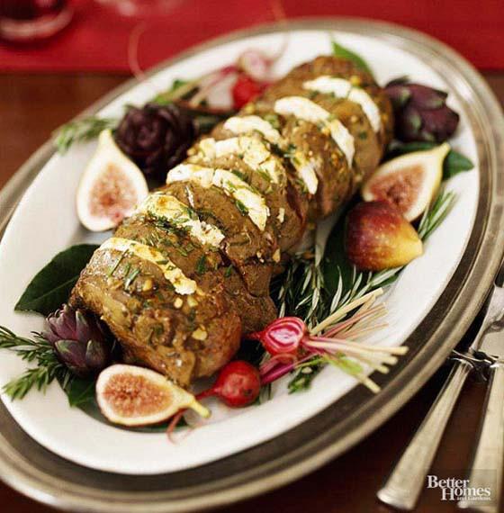 Beef Tenderloin Christmas Dinner  Sizzling Dishes for Christmas Dinner Easyday