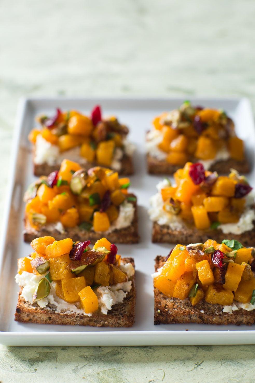 Best Appetizers For Thanksgiving  Giada De Laurentiis s Thanksgiving Appetizer Recipe