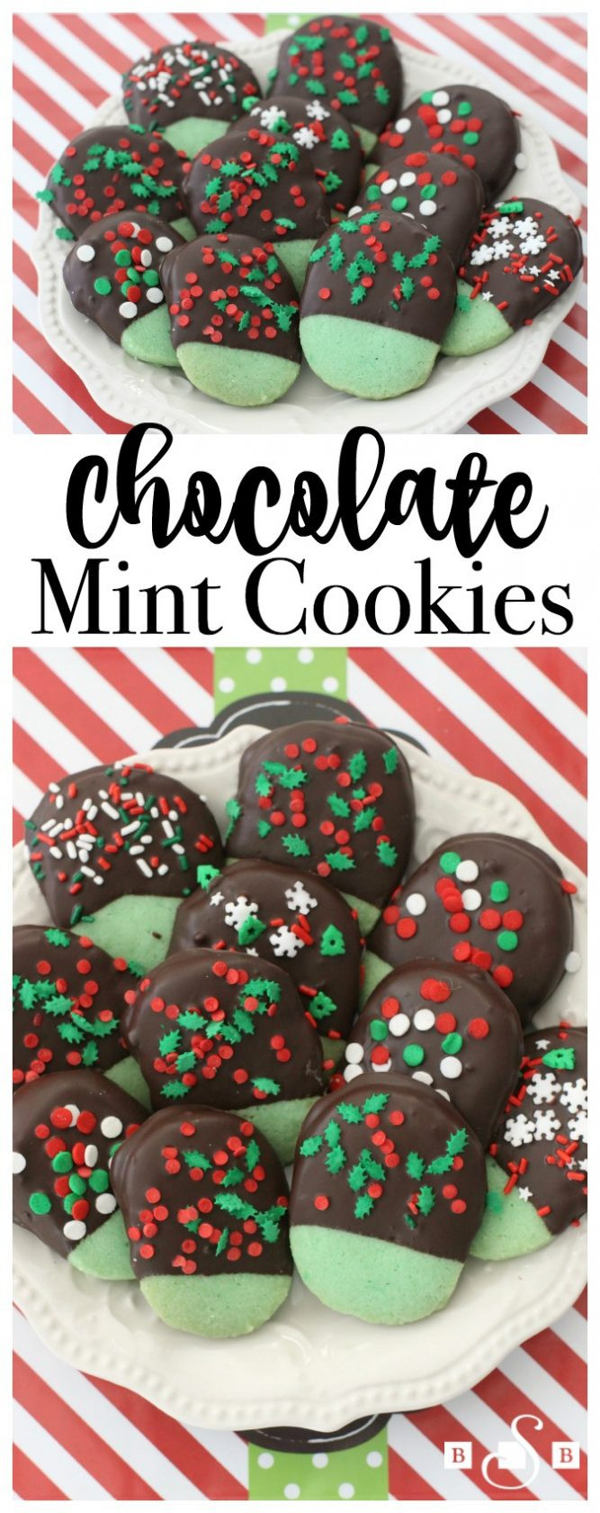 Best Chocolate Christmas Cookies  50 of the BEST Christmas Cookie Recipes Kitchen Fun