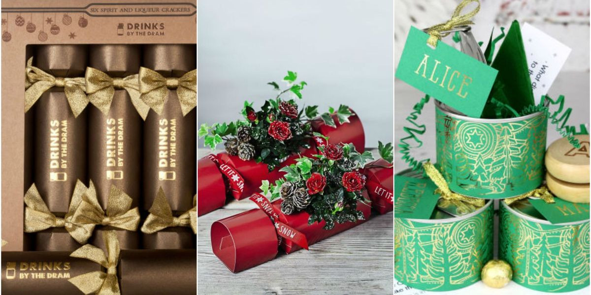 Best Christmas Crackers  Alternative and Unusual Christmas Crackers Best