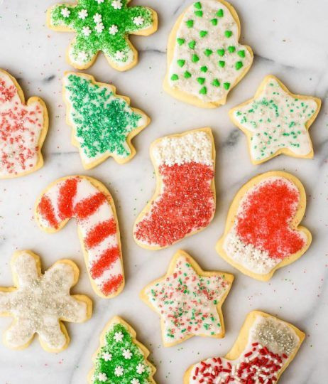 Best Christmas Cutout Cookies  12 Baby Friendly Holiday Recipes