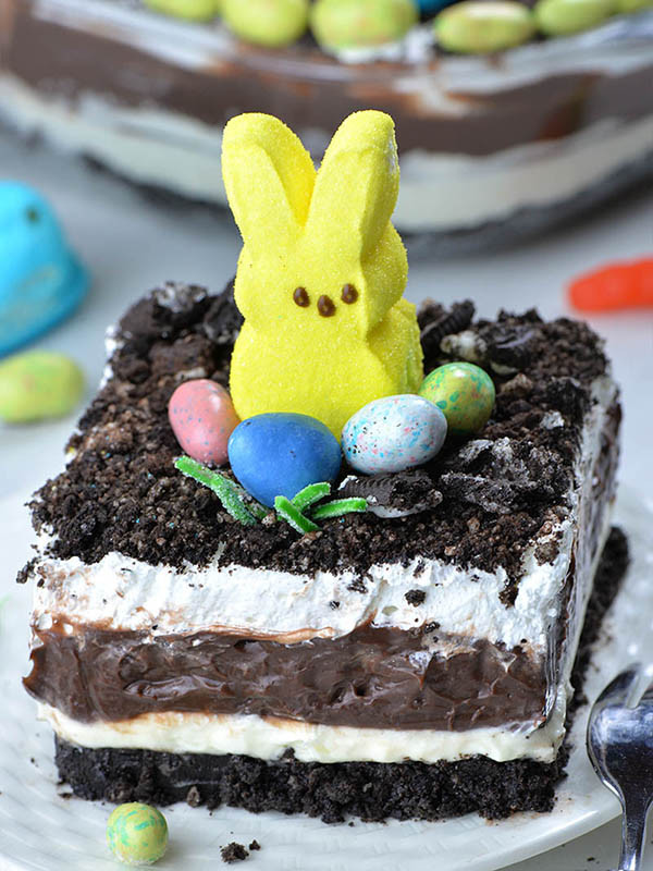 Best Christmas Desserts 2019  Easter Chocolate Lasagna