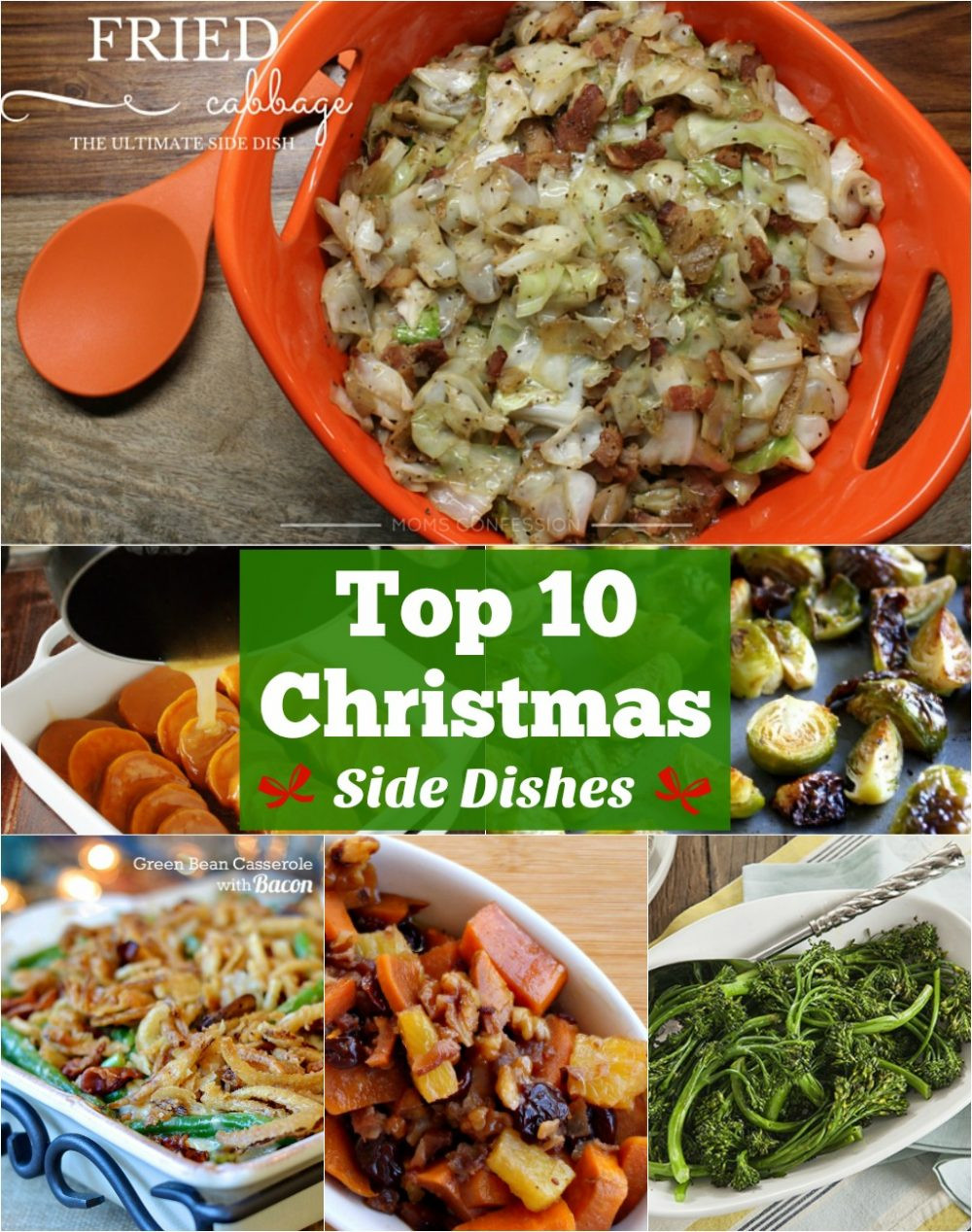 Best Christmas Side Dishes  10 Best Christmas Side Dishes • Scrappy Geek