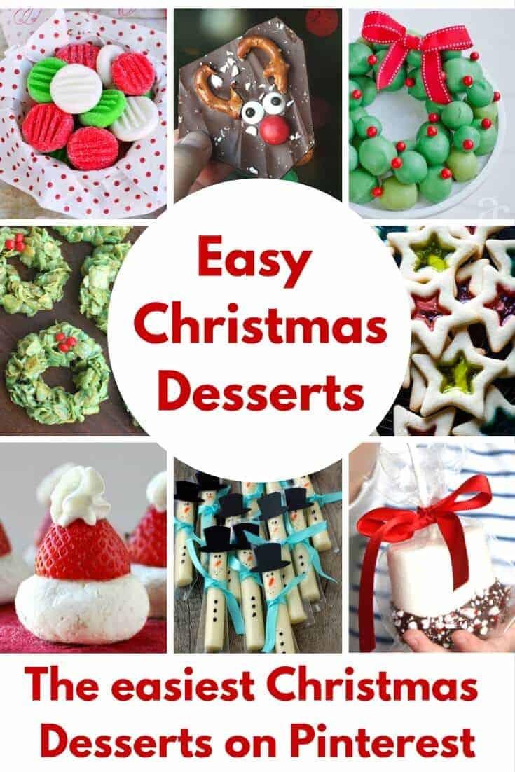 Best Easy Christmas Desserts  Easy Christmas Desserts Princess Pinky Girl