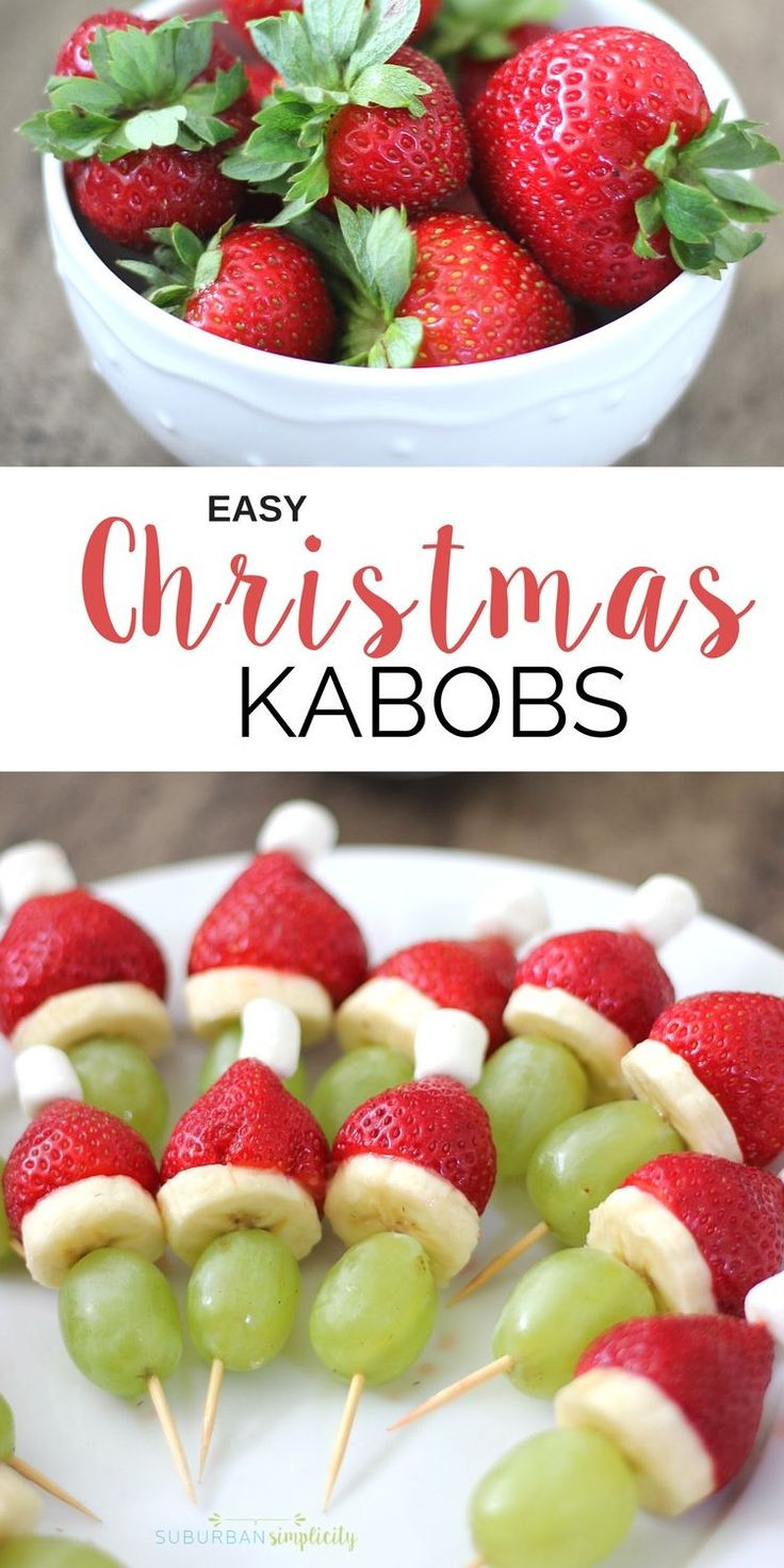 Best Easy Christmas Desserts  1000 ideas about Christmas Desserts Easy on Pinterest