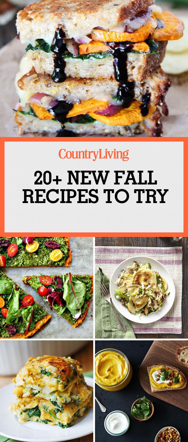 Best Fall Dinner Recipes  30 Easy Fall Recipes Best Fall Dinner Ideas