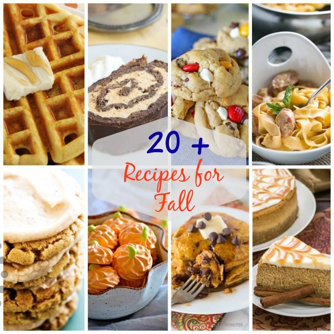 Best Fall Dinner Recipes  The BEST Fall Recipes Domestic Superhero