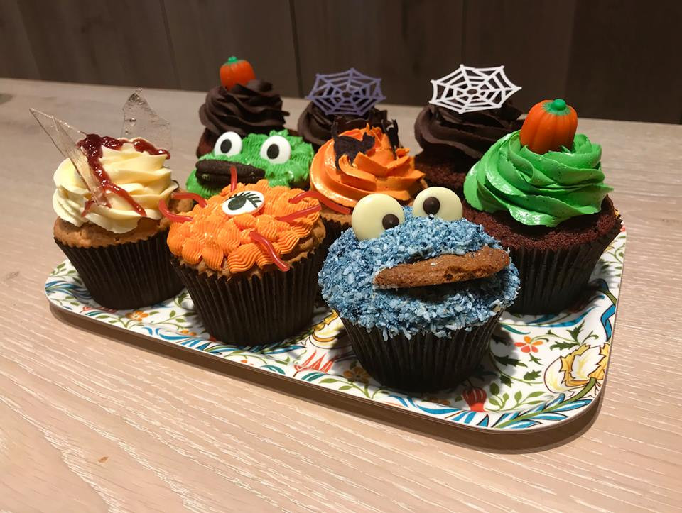 Best Halloween Cakes  5 of the Best Halloween Cupcakes in London