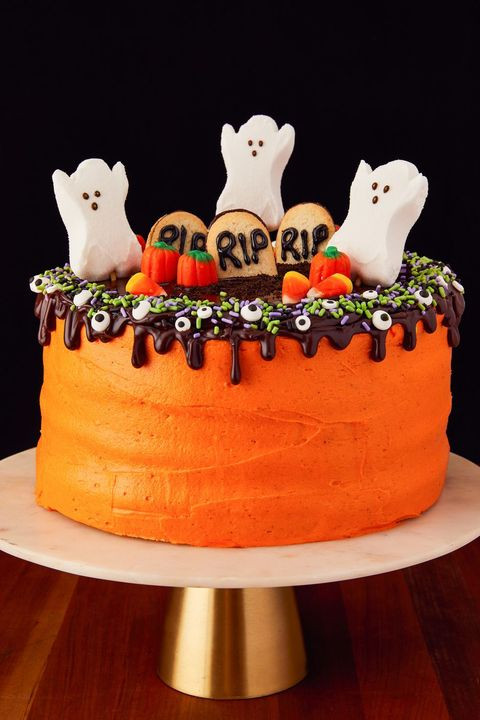 Best Halloween Cakes  20 Best Halloween Cake Recipes & Decorating Ideas Easy