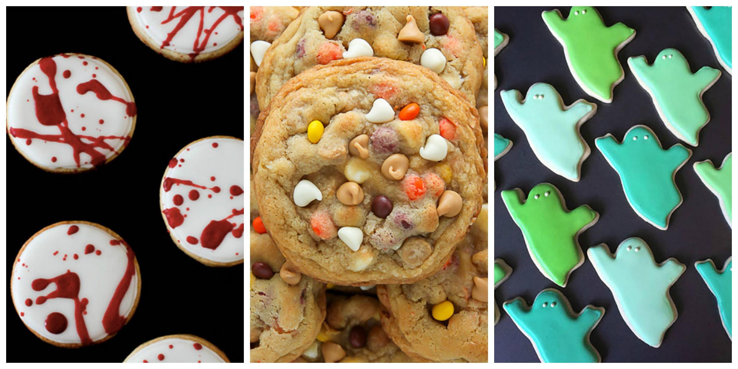 Best Halloween Cookies  24 Best Halloween Cookie Recipes Spooky Halloween Cookie