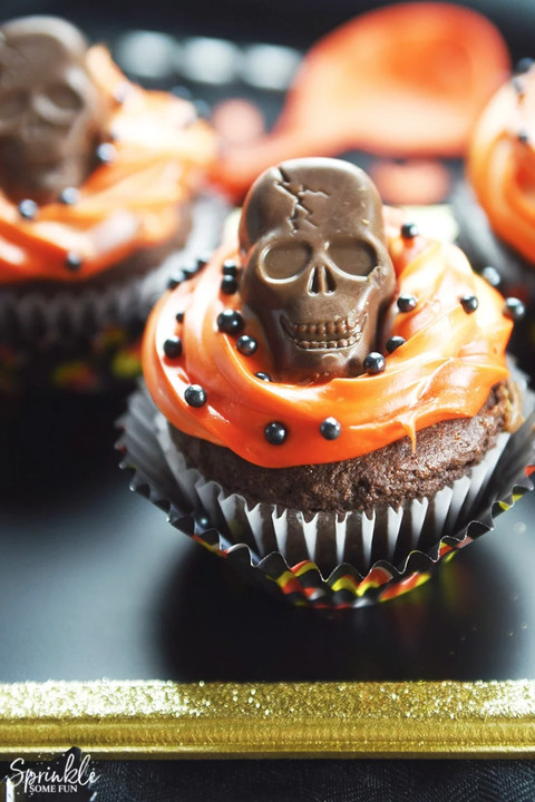 Best Halloween Cupcakes  43 Halloween Cupcake Ideas Easy Recipes for Cute