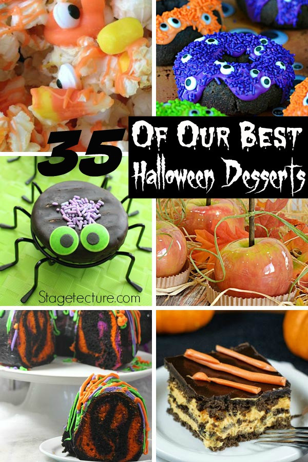 Best Halloween Desserts  35 of Our Best Halloween Desserts Recipes