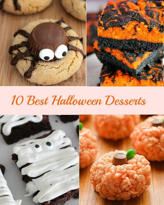 Best Halloween Desserts  10 Best Halloween Desserts – My Honeys Place