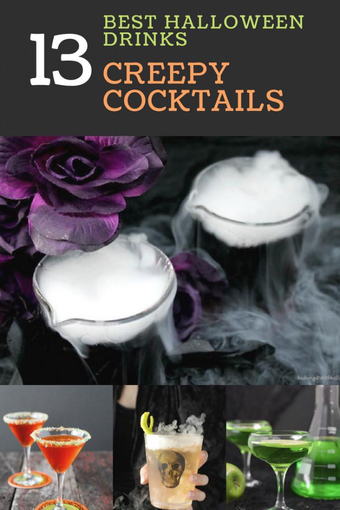 Best Halloween Drinks  13 of the Best Spooky Halloween Drinks and Creepy