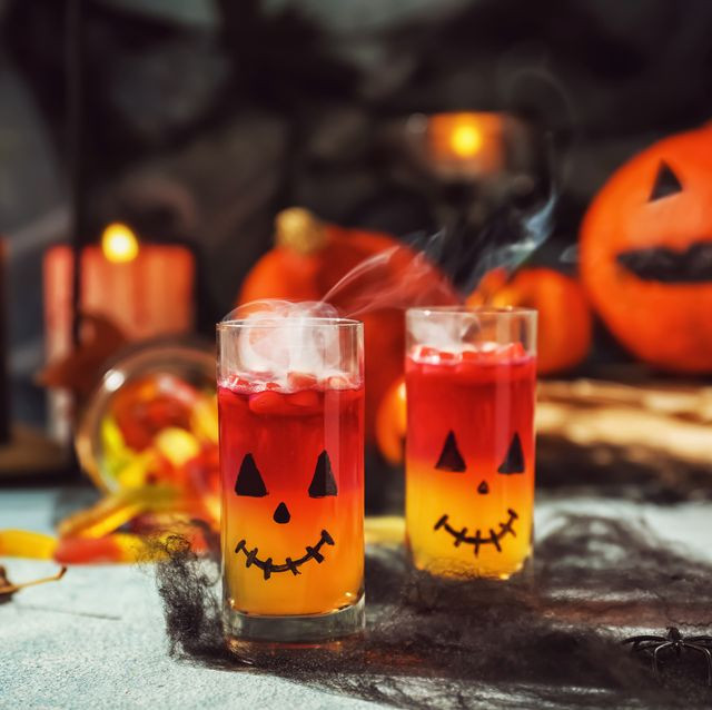 Best Halloween Drinks  40 Easy Halloween Cocktails & Drinks Best Recipes for