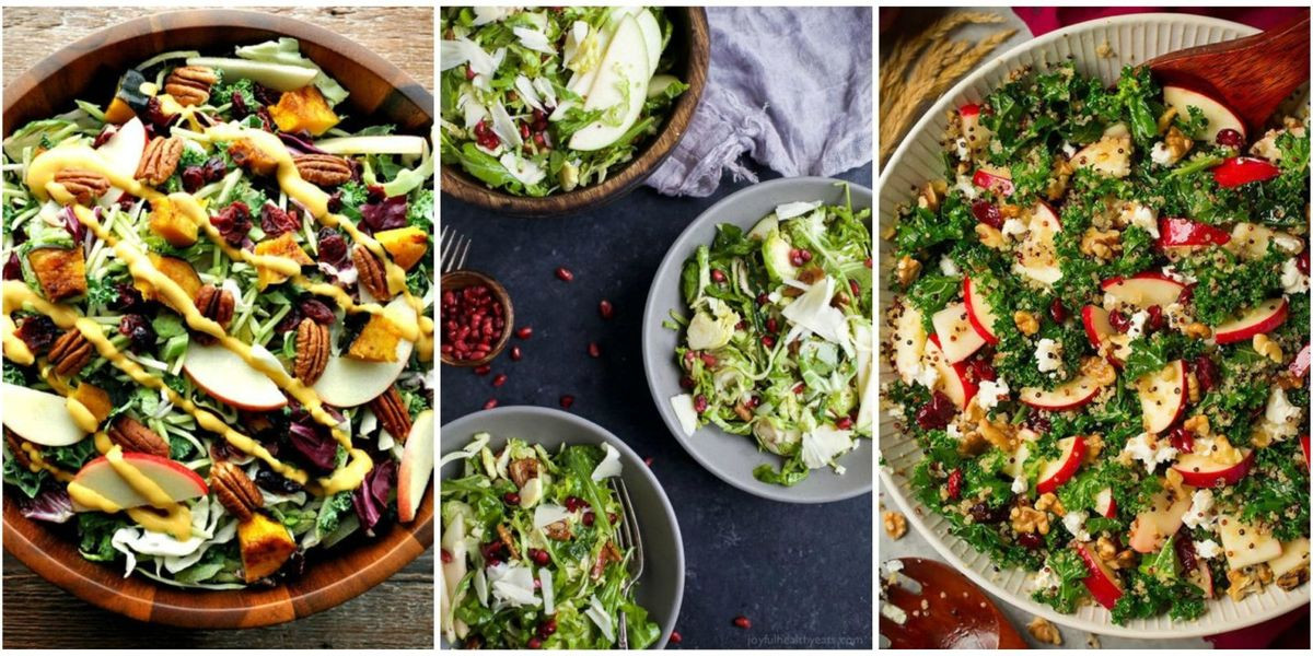 Best Salads For Thanksgiving  11 Easy Thanksgiving Salad Recipes Best Side Salads for