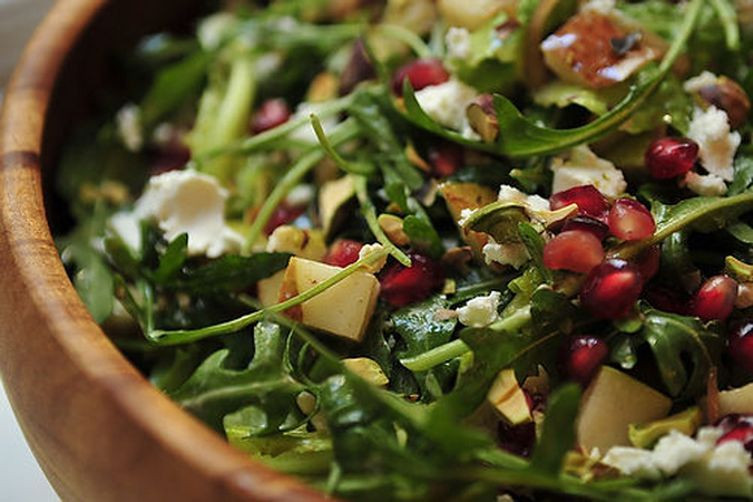 Best Salads For Thanksgiving  7 Salads to Lighten Up Your Thanksgiving Feast