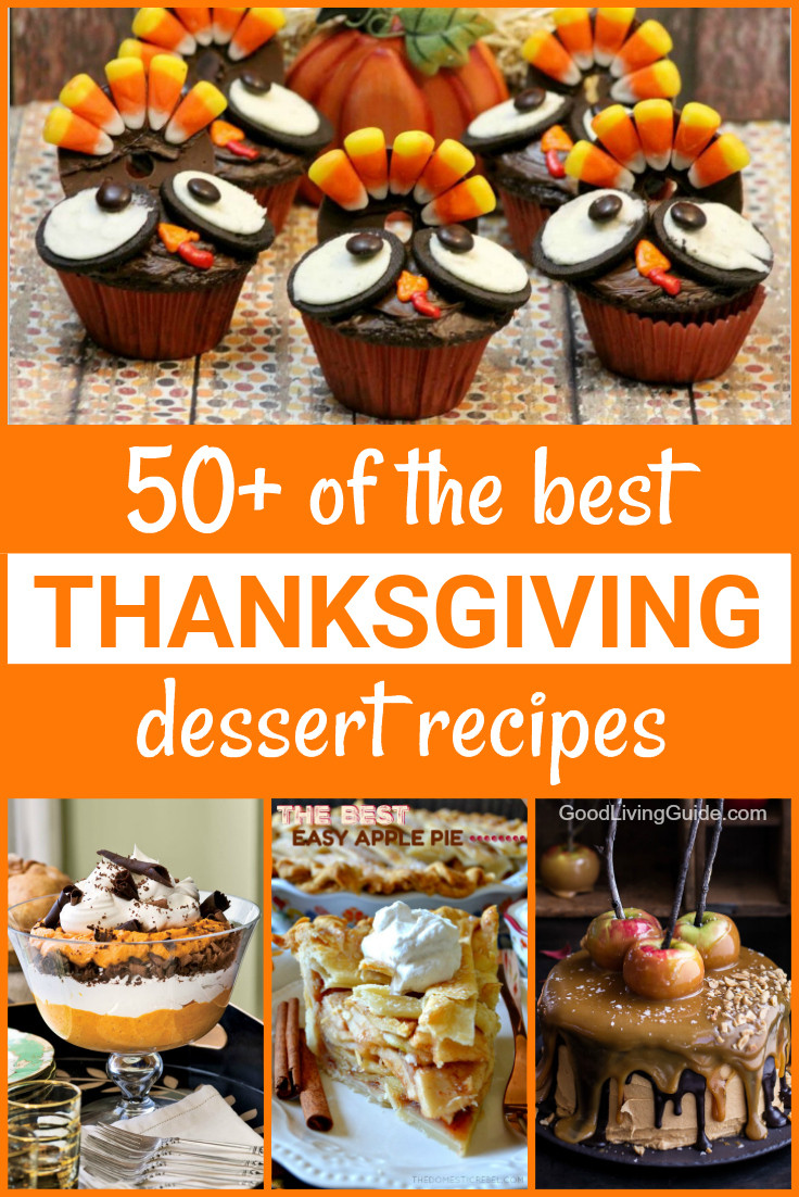 Best Thanksgiving Dessert Recipes  50 of the best Thanksgiving Dessert Recipes Good Living